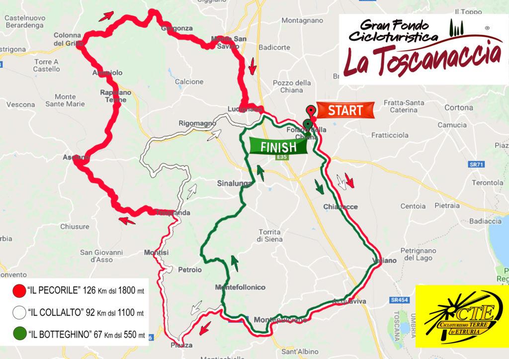 Toscanaccia 2019